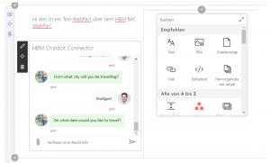 ChatBot SharePoint